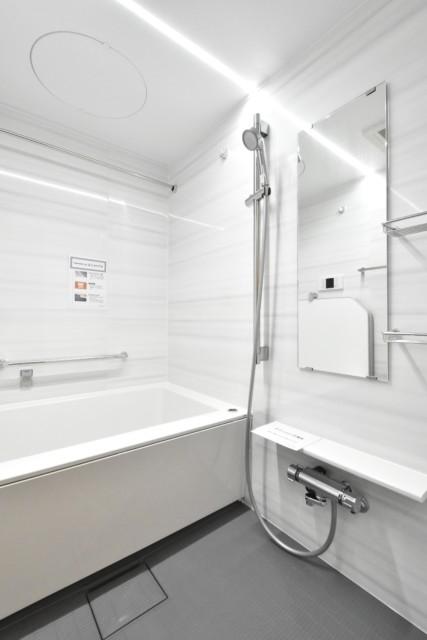 ニュー恵比寿フラワーマンション 浴室