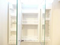 日本橋ニューシティダイヤモンドパレス 洗面化粧台収納