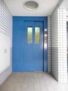 サンセピア幡ヶ谷 エレベーター