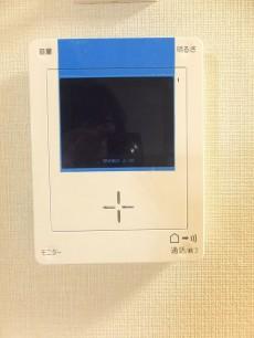 メゾン・ド・エビス TVモニター付きインターホン