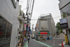 藤和参宮橋コープ 商店街