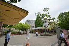 藤和参宮橋コープ オリンピックセンター入口