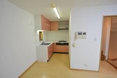 セボン世田谷桜 2階キッチン