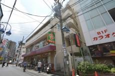 クレッセント中目黒 駅前スーパー