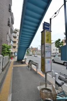 セボン世田谷桜 バス停