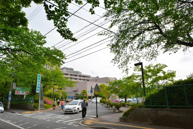 グランシティ上用賀ラ・アヴェニュー 関東中央病院