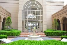 グランシティ上用賀ラ・アヴェニュー 中庭