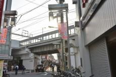 戸越パレス 中延商店街