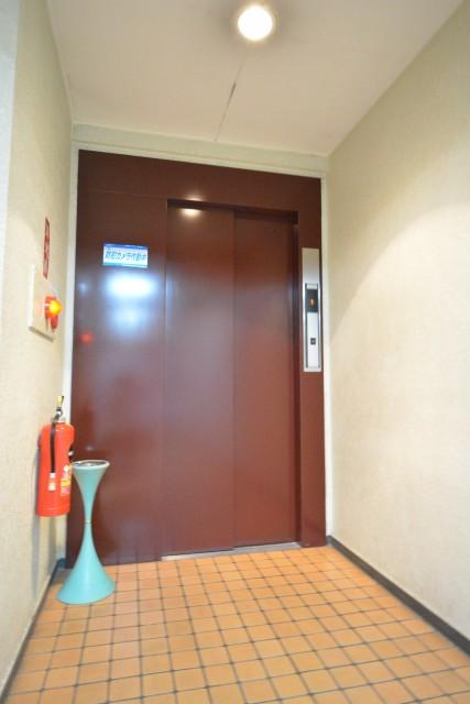 中銀小石川マンシオン エレベーター