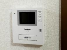 藤和参宮橋コープ TVモニター付きインターホン