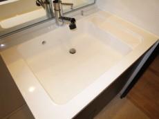 使いやすそうな洗面化粧台