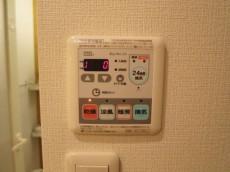 常磐松サマリヤマンション 浴室換気乾燥機が設置されています