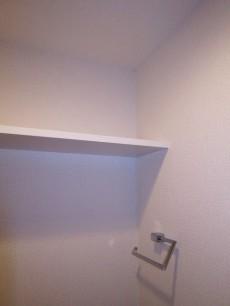 常磐松サマリヤマンション ウォシュレット付のトイレ