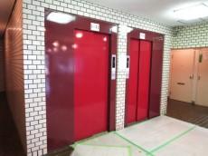 バロール代々木 エレベーター