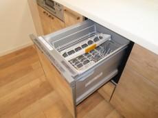 バロール代々木 ビルトインタイプの食器洗浄機