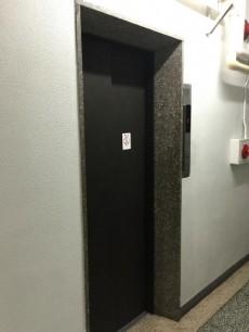 東中野マンション エレベーター