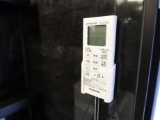 バロール代々木 浴室換気乾燥機が設置されています