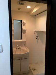 東中野マンション 洗面室&バスルーム