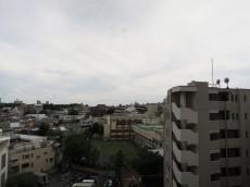 バロール代々木 ルーフバルコニーからの眺望