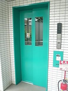 セーナ世田谷公園 エレベーター