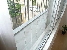 洋室5.7帖 窓