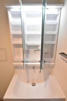ニュー恵比寿フラワーマンション 洗面室