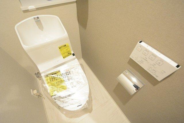 セザール月島 トイレ