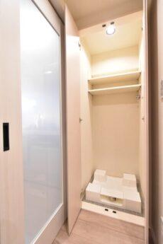 サンビューハイツ音羽 洗濯機スペース