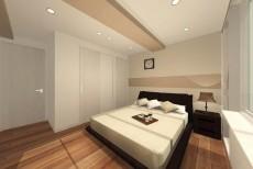 青山コーポラス 洋室完成イメージ