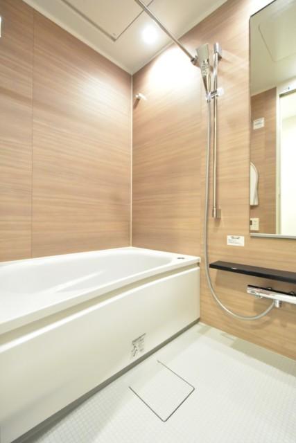 コートハウス東品川 浴室