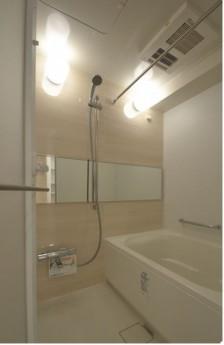 ネオマイム東大井ステーションプラッツ バスルーム