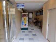 ライオンズマンション小石川第2 エントランス