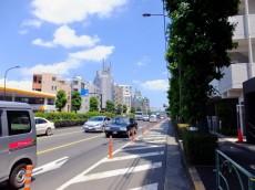 セザール第二千歳船橋 道順
