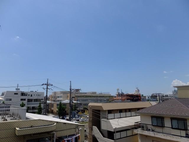 セザール第二千歳船橋 眺望