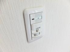 千歳船橋サマリヤマンション トイレ人感センサー