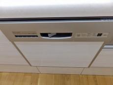 千歳船橋サマリヤマンション キッチン食洗機
