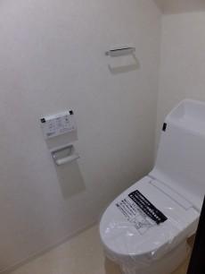 芦花公園パークホームズ トイレ