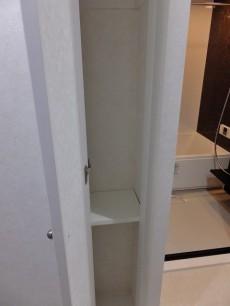 芦花公園パークホームズ 洗濯機脇棚