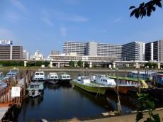 第一東個マンション 勝島運河