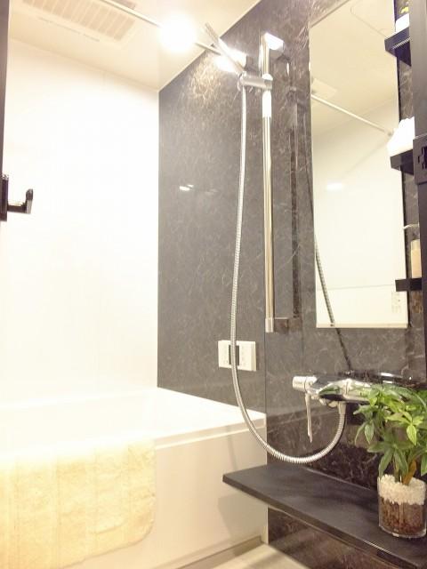 マンション第二恵比須苑 バスルーム412
