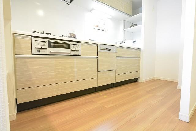 目黒サンケイハウス キッチンスペース
