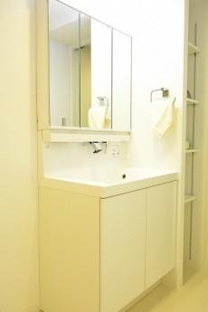 目黒サンケイハウス 洗面化粧台