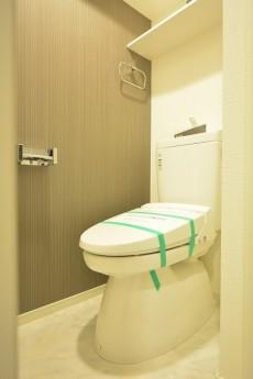 ツイン一の橋二番 ウォシュレット機能付きトイレ