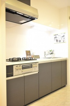 ツイン一の橋二番 システムキッチン