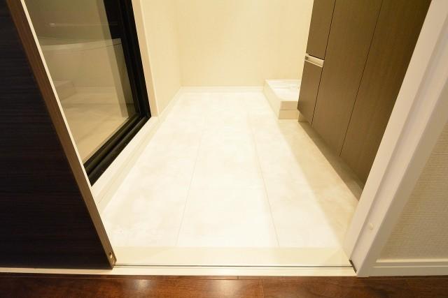 南平台セントラルハイツ 洗面室