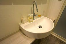 ファミール西新宿904 洗面台
