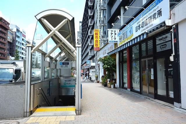ツイン一の橋二番 麻布十番駅