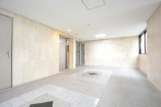 インペリアル中野南フラット エレベーターホール