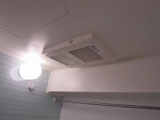 五反田サニーフラット バスルーム天井