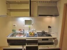 五反田サニーフラット キッチン収納